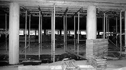 1990 - Bau des UCI Multiplex Kinos im Ruhrpark Einkaufszentrum Bochum