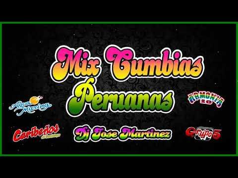 MIX CUMBIAS PERUANAS