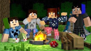 Minecraft: NOITE DO PIJAMA !! - Casa Dos Youtubers #03