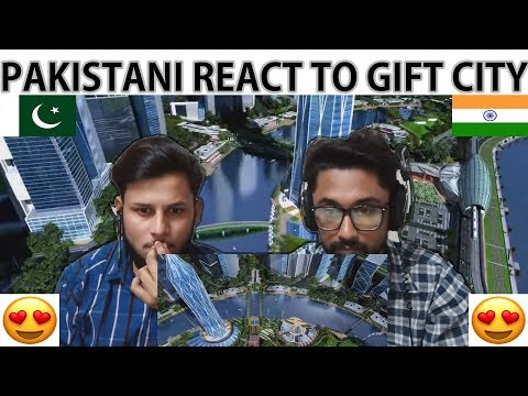 Pakistani React To GIFT City - A truly global financial hub - AA Reactions