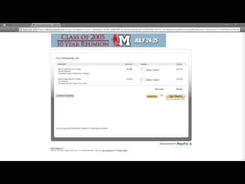 MHS Class of 2005 Reunion Tickets