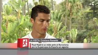 Cristiano Ronaldo se une a la Nación ESPN