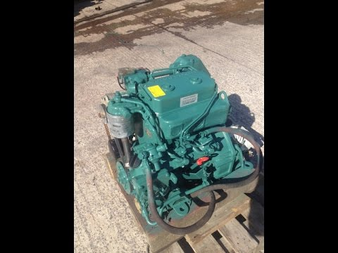 For Sale: Volvo Penta 2002 18hp Marine Diesel Engine Package - GBP 1,495