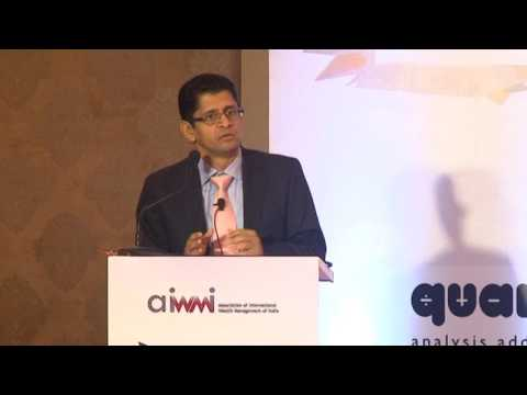 AIWMI's inaugural Private Banking Summit India 2016- Rajesh Iyer, Kotak Wealth