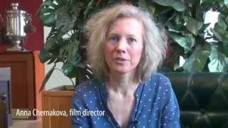 """T@ke Two"": Anna Chernakova about her films"