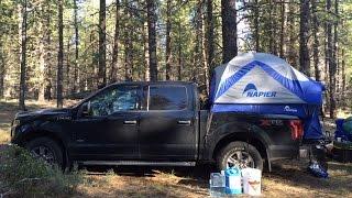Napier Sportz Truck Tent Review