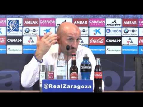 Ranko Popovic en rueda de prensa - 17/6/2015