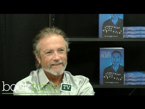 Steve Kilbey, singer-songwriter of The Church, on his new book Something Quite Peculiar