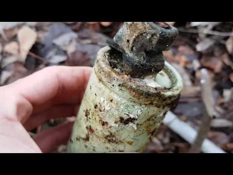 Exploration +découverte de grenade Et roquette