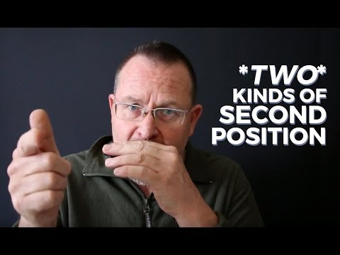 Learn TWO Kinds of Second Position on Harmonica (Brendan Power)