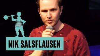 Nik Salsflausen – Schwarztee