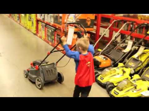 Torys Toy Time!  (The Lawn Mower!) Ryan ToysReview #1 fan!