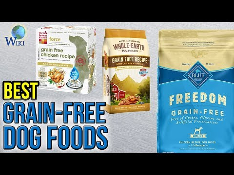 10 Best Grain-Free Dog Foods 2017