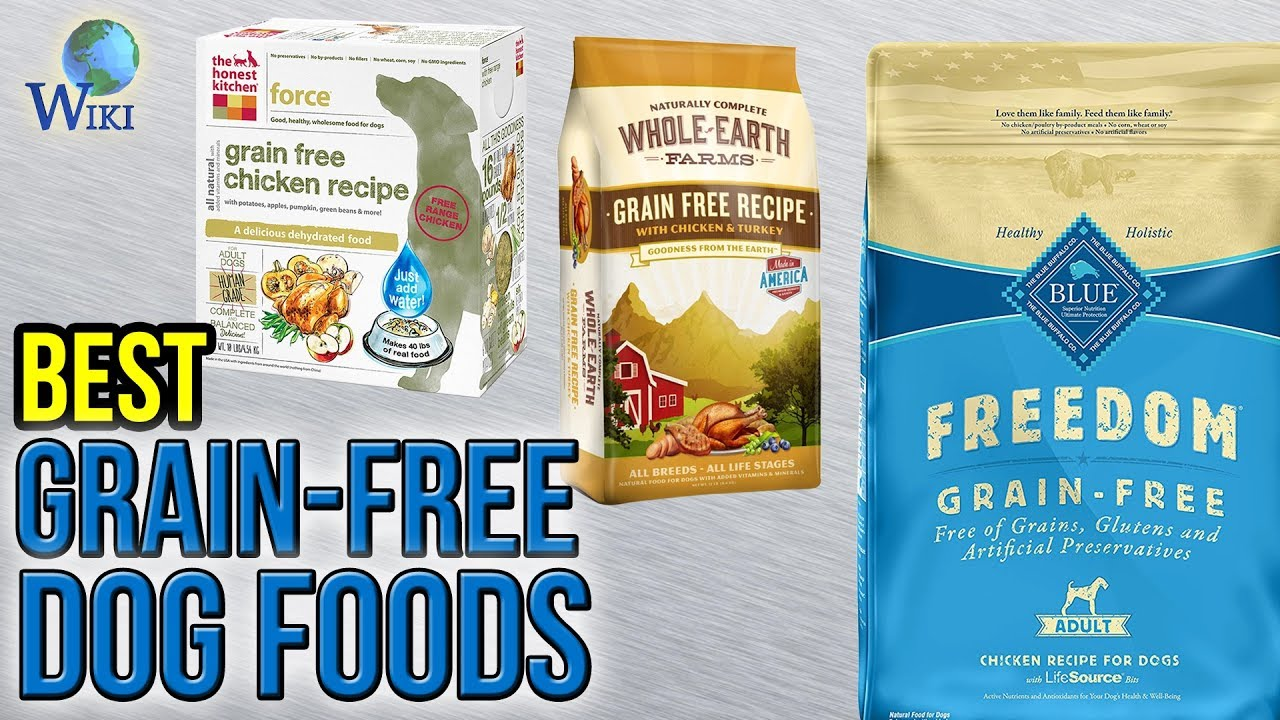 top 10 grain free dog food 2017