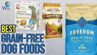 10 Best Grain-Free Dog Foods 2017