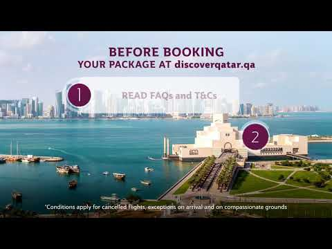 Quarantine packages by Discover Qatar | Qatar Airways