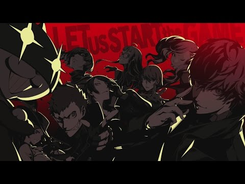 Let's Play Persona 5 In English, Part 96: School Festival