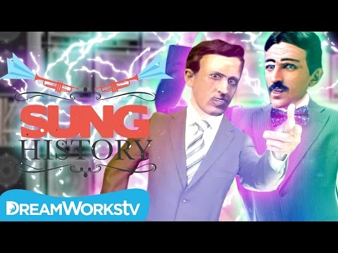 """Edison & Tesla: """"The Future is Electric"""" 