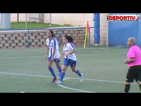 Vídeo resumen del partido del Femenino B del At. Benidorm y el Calpe CF