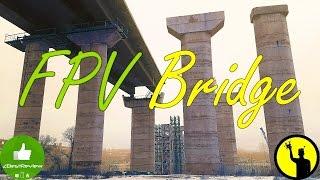 ✔ Vlog 2. FPV Drone Bridge Training 2016! Зимняя Тренировка Мост. Air's Crew Team!