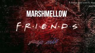 marshmellow F.R.I.E. N.D.S.  POP MIX