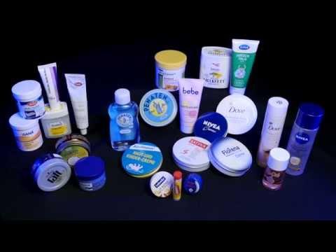 Mineralöle in Kosmetika - potenziell krebserregende Stoffe gefunden (Test)