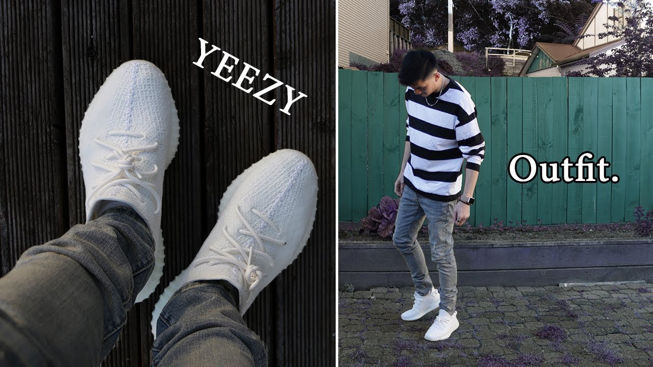 stunning yeezy v2 cream outfit reviews