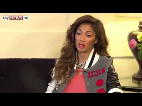 INTERVIEW  Nicole Scherzinger On Her 'Dark' Bulimia Battle