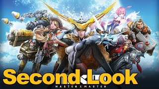 Master x Master Gameplay Second Look - MMOs.com
