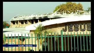 Damage by fire at Jesus Dome in Durban being assessed