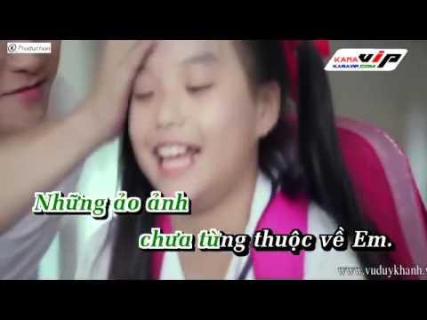 Karaoke HD Ngược Chiều Yêu Thương  Vũ Duy Khánh