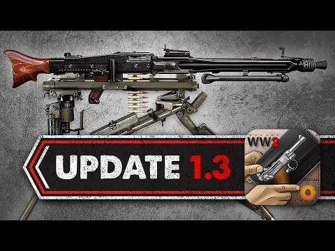 Weaphones WW2 Firearms Simulator Update 1.3 Overview