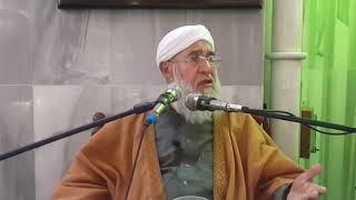 محاضرة رااائعة الشيخ فتحي الصافي (جامع الاخلاص) في مدينة التل 23-4-2018