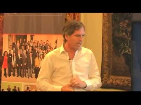 Chevening Talks 2014 in Argentina - Alec Oxenford