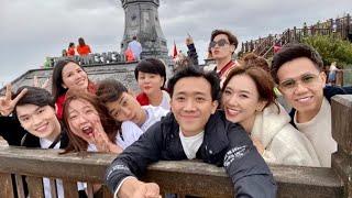 Trấn Thành Hari Lê Giang Anh Đức Trúc Nhân Quang Trung Ali Uyển Ân chinh phục đỉnh Phan-Xi-Păng
