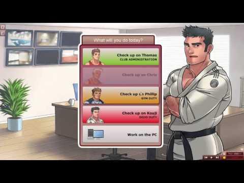 super health club gameplay