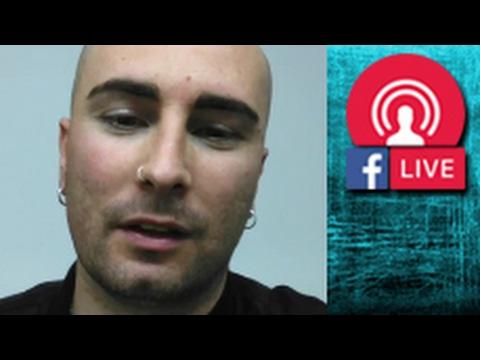 Set de rodaje día 2 - Facebook Live Video