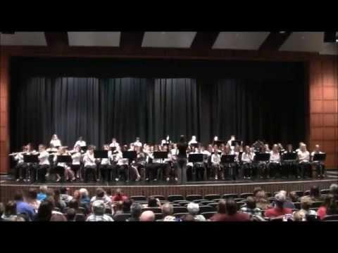 Hamilton Intermediate School 2011 6th Grade Spring Concert