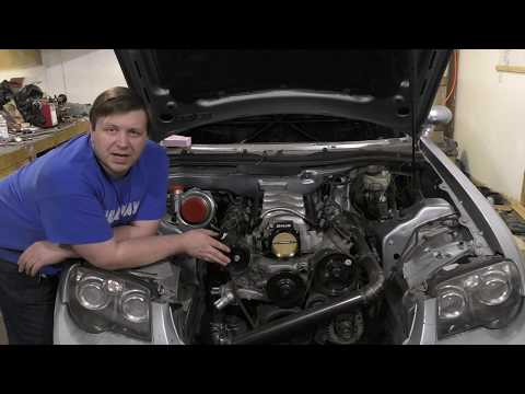 V8 Crossfire Project: New Parts | Driveway