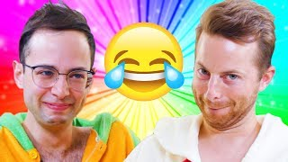 The Try Guys Try Not To Laugh Challenge