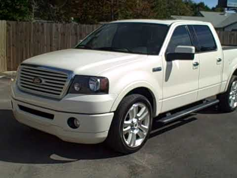 2008 ford f 150 limited pensacola used trucks youtube. Black Bedroom Furniture Sets. Home Design Ideas