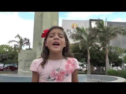SOFIA REGO,  Poetisa mirim de Pau dos Ferros RN em entrevista a Super TV.