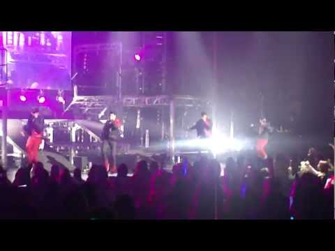 Big Time Rush- Superstar 2/24/12 Chicago