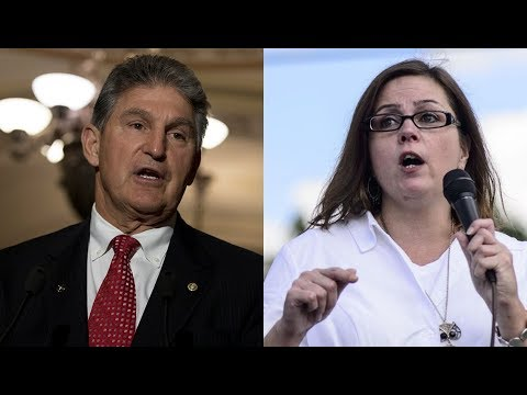 Paula Jean vs. Joe Manchin Coming Down To The Wire