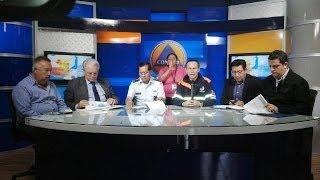 CONRED continúa en Alerta Anaranjada Institucional Cápsula Informativa 04/06/2014