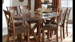 Unique Rustic Dining Room Furniture Sets Romance