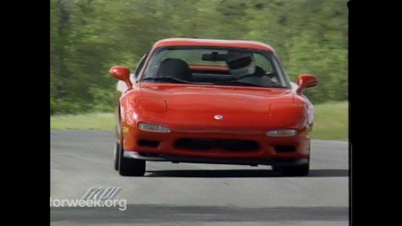 1996 Supra Turbo vs. RX-7 Turbo vs. 3000 GT VR-4 vs. 300ZX Turbo | Retro Review