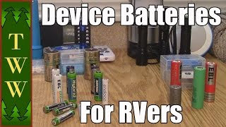 RV Living: Choosing The Best Battery For Your Devices