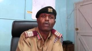 Isiolo County commissioner George Natembeya reaffirms shoot to kill directive