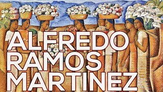 Alfredo Ramos Martinez: A collection of 191 works (HD)